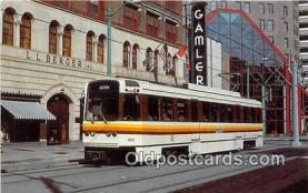 Buffalo NY Metro Rail