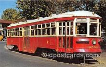TTC Large Peter Witt Car