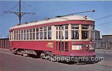 Double Ended Car No 2186