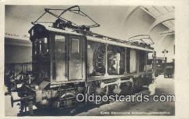 try101027 - Erste Elektrische Schnellzugstokomotive
