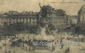 try101044 - Place de la Republique Paris, France