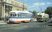 try101097 - Philadelphia's Historic Trolley St Louis Car Co