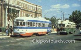 try101098 - Philadelphia's Historic Trolley St Louis Car Co