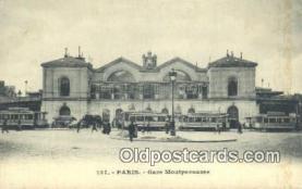 try101105 - Gare Montparnasse Paris, France