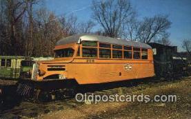 try101109 - Illinois Terminal Rail Bus 206 St Louis, Missouri, USA
