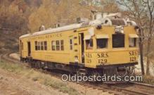 try101114 - Car No 129 Sperry Rail Service