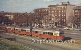 try101154 - PCC Cars Travel Boston, Mass, USA