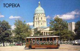 try101161 - Topeka Trolleys Topeka, Kansas, USA