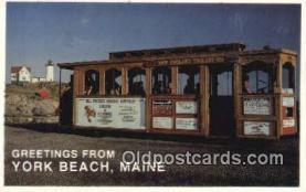 try101177 - Nubble Light York Beach, Maine, USA