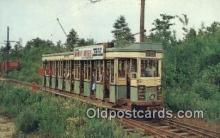 try101180 - No 1700 P Class Compartmented Tram, Seashore Trolley Museum Kennebunkport, Maine, USA