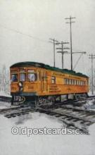try101195 - Interurban Railway Post Office Car 373 Indianapolis, USA