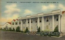 tur001030 - Jackson Hotel, Lincoln Highway, Irwin, PA, Pennsylvania, USA Turnpike, Turnpikes Postcard Post Cards Old Vintage Antique