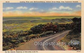 McConnellsburg, Scrub Ridge