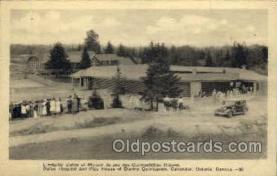 twn002017 - Dionne Quintuplets Postcard Postcards