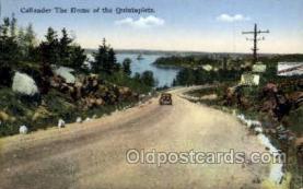 twn002018 - Dionne Quintuplets Postcard Postcards