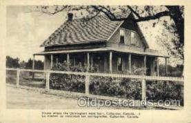 twn002020 - Dionne Quintuplets Postcard Postcards