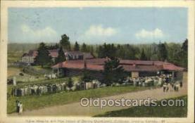 twn002037 - Dionne Quintuplets Postcard Postcards