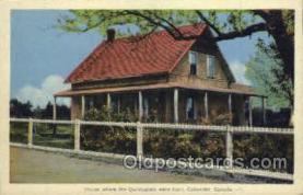 twn002039 - Dionne Quintuplets Postcard Postcards