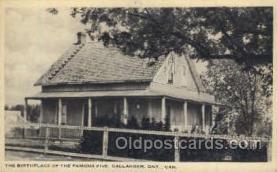 twn002042 - Dionne Quintuplets Postcard Postcards