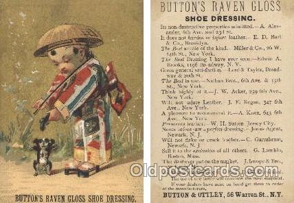 Buttons Raven Gloss Shoe Dressing