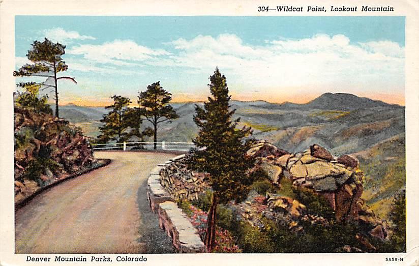 Denver Mountain Parks CO