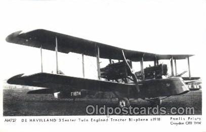 Biplane C1918