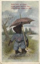 umb001005 - Fred Cavally Umbrella Postcard Postcards