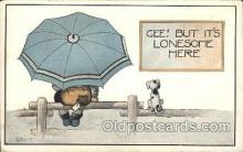 umb001008 - Series No. 036-7 Umbrella Postcard Postcards