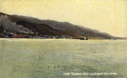 Treadwell Mine - Douglas, Alaska AK Postcard