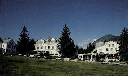 Hotel Halsingland - Haines, Alaska AK Postcard