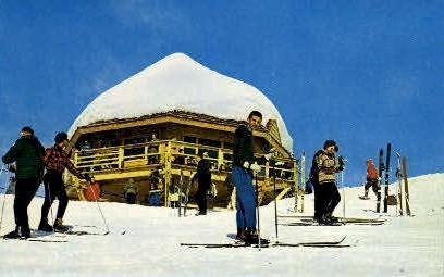 Mount Alyeska - Mt. Alyeska, Alaska AK Postcard