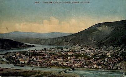 Dawson  , Alaska, AK Postcard