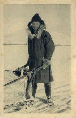 Missionnaire - Misc, Alaska AK Postcard