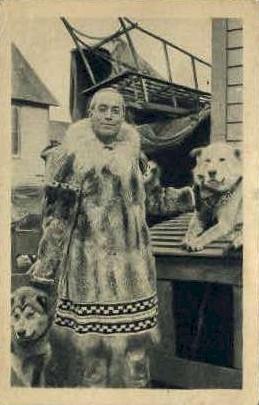 Crimont S. J.  - Misc, Alaska AK Postcard