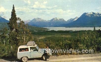 Skilak Lake - Kenai Peninsula, Alaska AK Postcard