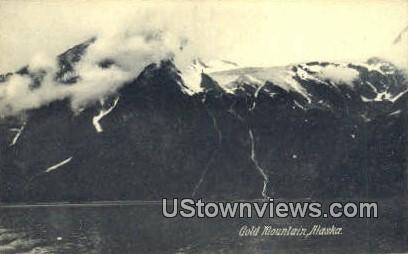 Gold Mountain, Alaska,;   Gold Mountain, AK Postcard