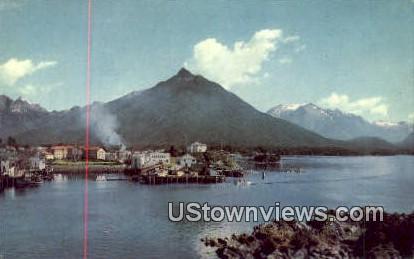 Sitka, AK,;    Sitka, Alaska Postcard