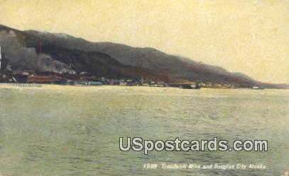 Trendwell Mine - Douglas City, Alaska AK Postcard