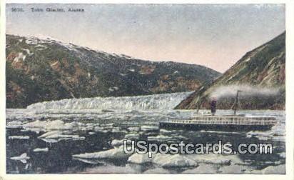 Taku Glacier Postcard     ,     Taku Glacier - Alaska AK