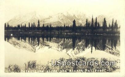 Alaska RR Postcard     ,     Alaska RR - Alaska RR Postcards