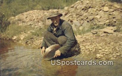 Alaskan Sourdough - Misc Postcard