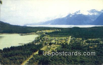 Haines - Port Chilkott, Alaska AK Postcard