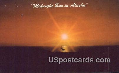 Point Barrow Postcard     ,     Point Barrow - Alaska AK
