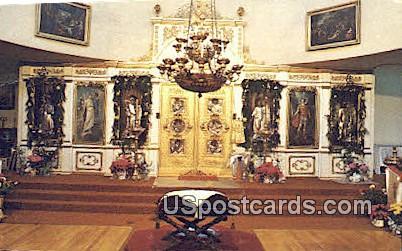 St Michael's Russian Orthodox Cathedral - Sitka, Alaska AK Postcard