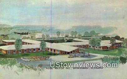 Rose Manor Inc - Birmingham, Alabama AL Postcard
