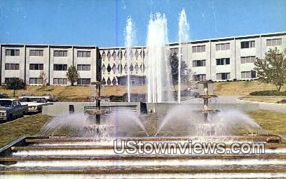 Office Park - Birmingham, Alabama AL Postcard