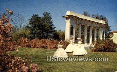 Azalea Trail - Mobile, Alabama AL Postcard