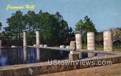 Jasmine Hill - Montgomery, Alabama AL Postcard