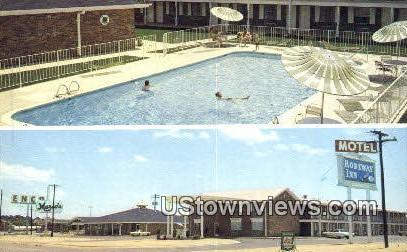 Rodeway Inn - Montgomery, Alabama AL Postcard