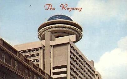 The Regency - Bessemer, Alabama AL Postcard